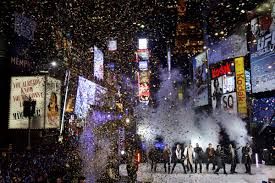 times square on new year s 2017 tips what time to arrive