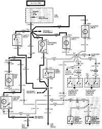 dome light wiring schematic 2001 blazer 2000 blazer ignition