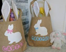 easter bags kids easter bag etsy