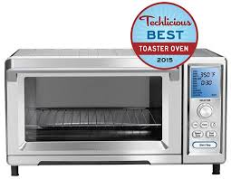 Best Small Toaster Review Of The Cuisinart Chef U0027s Convection Toaster Oven Tob 260n