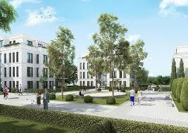 3d architektur visualisierung architekturvisualisierung berlin hirschgartenufer innenhof 3d