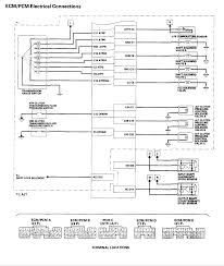 wiring diagram for 2004 accord v6 coupe automatic i need the ecm
