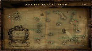 Map Quests Map Interface And Treasure Quests Image Pirates Of The Caribbean