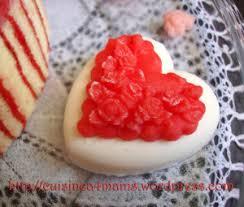amour de cuisine gateau gâteau valentin et cupcakes à croquer cuisine à 4 mains