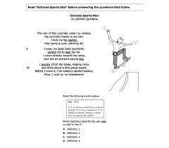 reading comprehension test for grade 5 ela staar test maker
