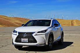 lexus nx options 2015 lexus nx 200t f sport u2022 carfanatics blog