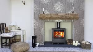 mendip u0027the woodland u0027 wood burning multi fuel stove youtube