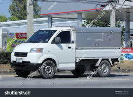 suzuki carry pickup chiangmai thailand november 6 2015 private stock photo 361183190