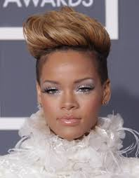 rihanna hairstyles ponytail archives best haircut style