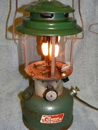 lighting a coleman lantern vintage blue coleman lantern no 321 1970 s funnel mantles