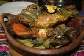 la cuisine de ricardo pachamanca 3 meats picture of la casita de ricardo lima