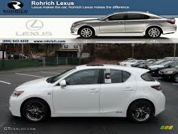 2013 lexus ct200h f sport special edition 2012 starfire white pearl lexus ct f sport special edition hybrid