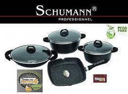 batterie cuisine schumann woks électriques petit électroménager cuisine electroménager