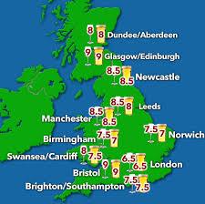 Southampton England Map by Britain U0027s Biggest Boozers Live In U2026bristol U2013 The Sun