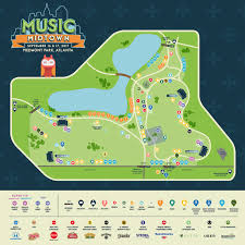 America Map Atlanta by Music Midtown 2017 In Atlanta What You Need To Know Curbed Atlanta