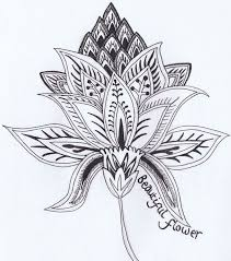 49 best drawing images on pinterest drawing flowers flowers and