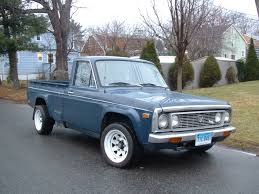 mazda eeuu the mazda built 1976 ford courier got a revised grille and a three