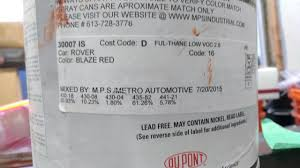 blaze red paint code troubles mgb u0026 gt forum mg experience