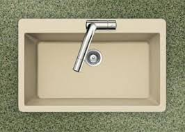 Granite Single Bowl Kitchen Sink Houzer Quartztone Granite Composite Kitchen Sinks