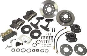1966 mustang disc brakes 1965 1966 mustang 6 cylinder 4 lug power front disc brake