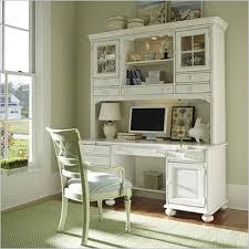 Sauder White Desk by Coastal Living Wood Computer Desk Hutch Antique White Club