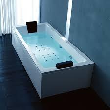 acrylic bathtub hydromassage quadra by paolo parea gruppo