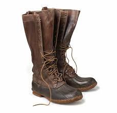 s bean boots sale company history