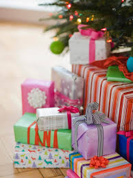 Ideas For Christmas Tree Presents by Alternative Christmas Trees From Hgtv Hgtv