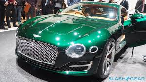 bentley exp 10 bentley exp 10 speed 6 look out world the brits are back slashgear