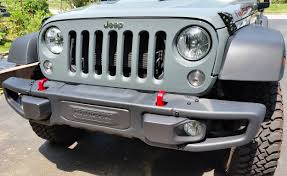 jeep yj winch maximus 3 winch mount installation u2013 bumper removal offroaders com