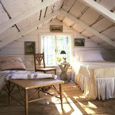 bedroom attic bedroom wall mural couch office space built in