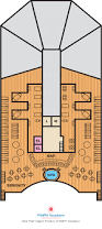 Carnival Floor Plan Carnival Sunshine Deck Plans Serenity Deck What U0027s On Serenity