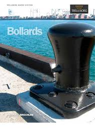 bollards trelleborg marine systems pdf catalogues