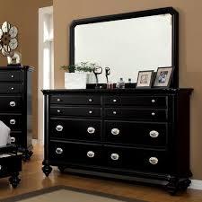 Vanity Mirror Dresser Black Mirror Dresser Best Contemporary Design Multiple Finish
