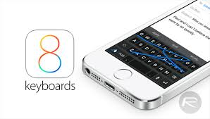 iphone keyboard apk the best free alternatives to swype keyboard on ios 8 redmond pie