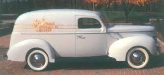 ford delivery truck 1940 ford sedan delivery howstuffworks