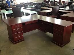 Used Office Desk Breathtaking Desks For Sale 5 Used Office Second Wooden