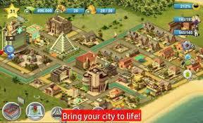 download game farm village mod apk revdl city island 4 sim town tycoon 1 7 12 apk mod money android