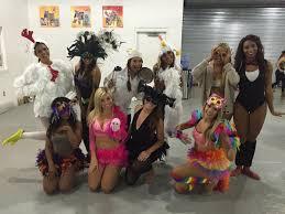 photos cheerleaders show off halloween