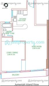 Icon Floor Plan Icon Tower Apartments Floor Plans Justproperty Com