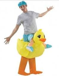 Fat Guy Halloween Costume Rubber Ducky Costume Boys Rubber Duck Costumes
