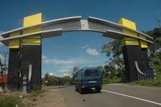 desain warna gapura contoh gambar model desain gapura minimalis gate design