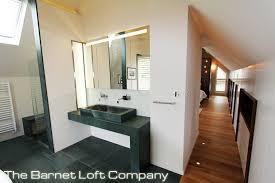 Bathroom In Loft Conversion Loft Company Loft Company The Loft Company The Mercantile Lofts