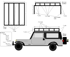 jeep front drawing usawheelmech 1984 jeep cj7 specs photos modification info at