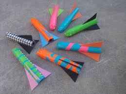 high pressure foam rocket advent calendars and craft