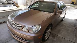 tan lexus this bonkers lexus gs300 sleeper makes 850 whp and its for sale