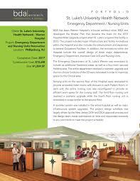 room view st luke u0027s hospital emergency room home design very