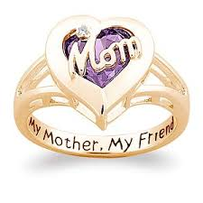 day rings personalized 170 best best mothers day rings images on rings