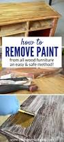 Paint Wood Furniture by Best 20 Painting Old Furniture Ideas On Pinterest How To Paint