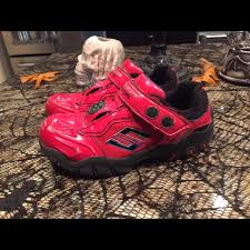 skechers red light up shoes skechers shoes boys size 1 red light up sketchers compass sneaker